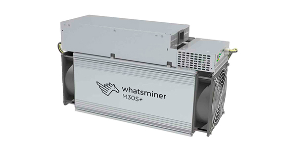 ASIC Whatsminer M30S+ 100 Th/s