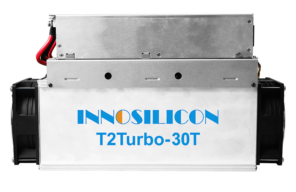 ASIC INNOSILICON T2T Miner 25 TH/s