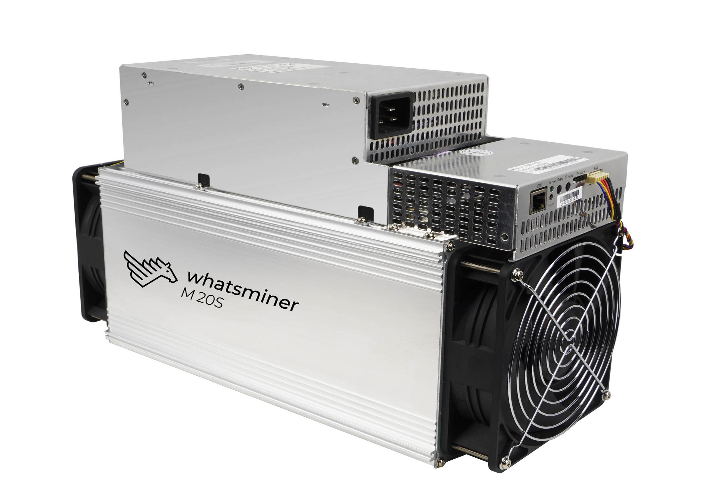 ASIC Whatsminer M20S 68 Th/s
