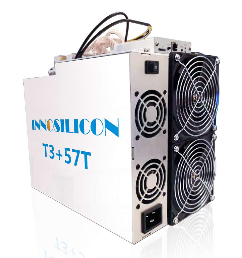ASIC INNOSILICON T3+ 57t